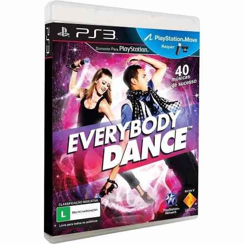 Everybody Dance - PS3 Semi novo