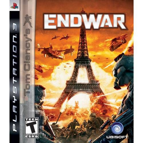 Tom Clancy'S Endwar - PS3 Seminovo