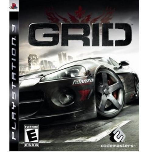Grid - PS3 Semi novo