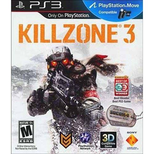 Killzone 3 - PS3 Semi novo