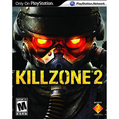 Killzone 2 - PS3 Semi novo