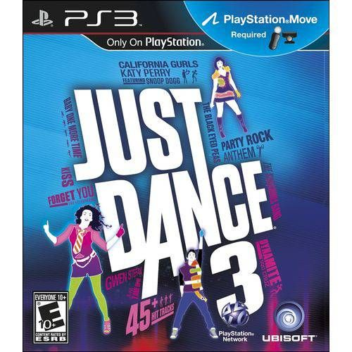 Just Dance 3 - Ps3 Semi novo