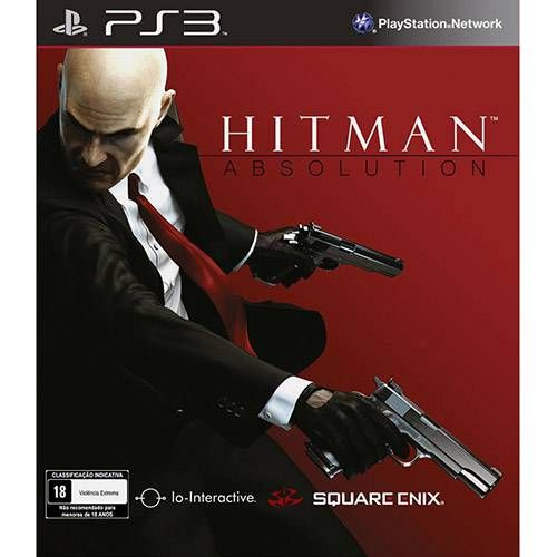 Hitman: Absolution - PS3 Semi novo