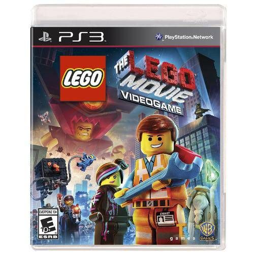 Lego Movie Videogame - Ps3 Seminovo
