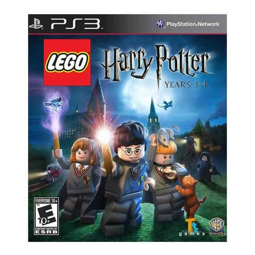 Lego Harry Potter Years 1-4 - PS3 Seminovo