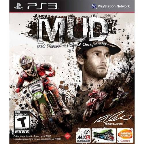 Mud Fim Motocross World Championship - PS3 Seminovo