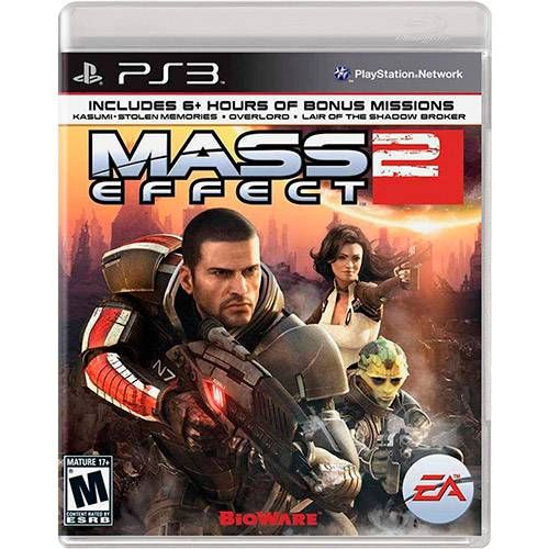 Mass Effect 2 - PS3 Seminovo