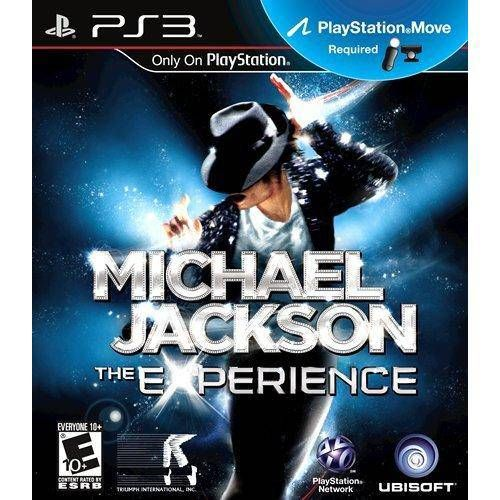 Michael Jackson: The Experience - PS3 Seminovo