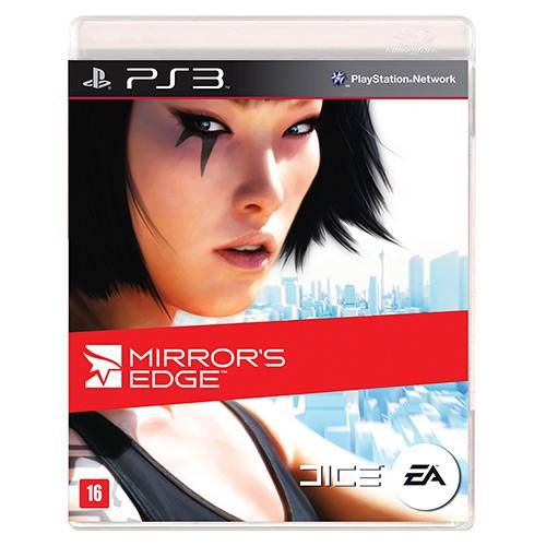 Mirror's Edge - PS3 Seminovo
