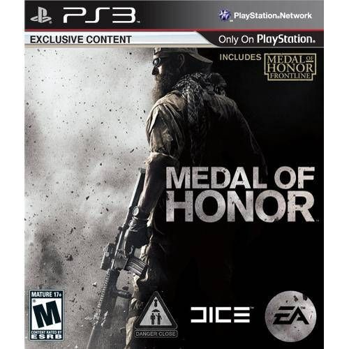 Medal Of Honor - Ps3 Seminovo