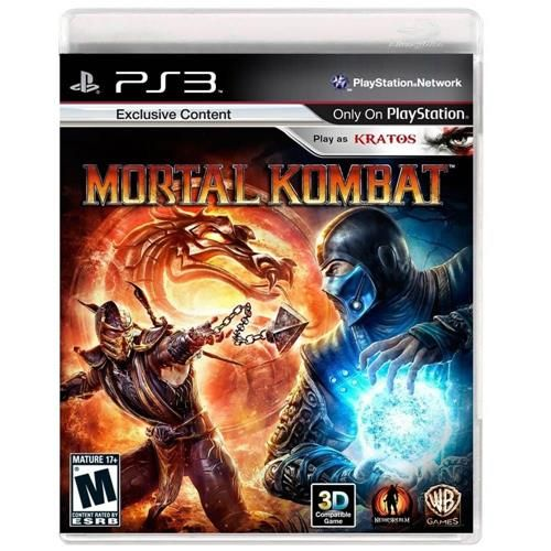 Mortal Kombat - PS3 Seminovo