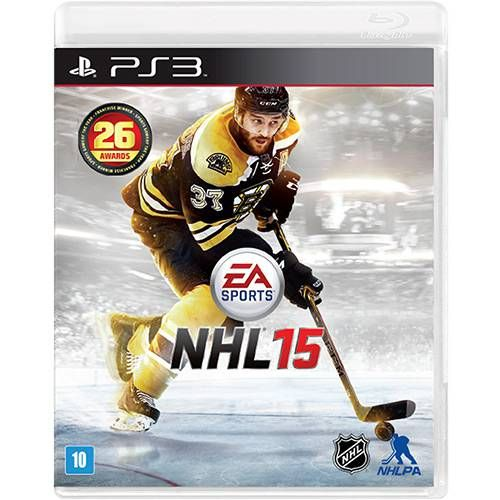 NHL 15 - PS3 Seminovo