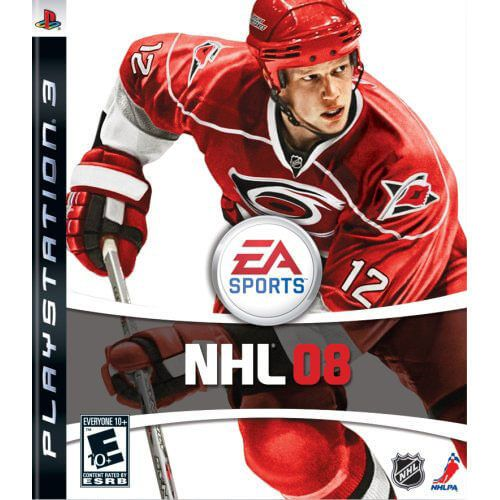 NHL 08 - PS3 Seminovo