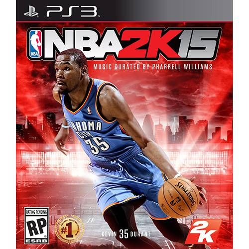 NBA 2K15 - PS3 Seminovo