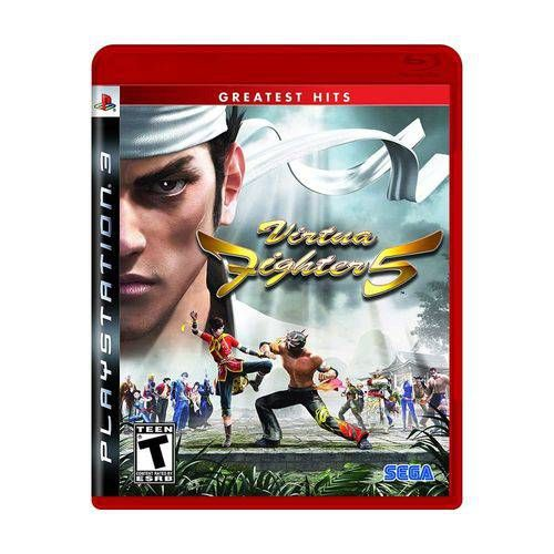 Virtua Fighter 5 - PS3 Seminovo