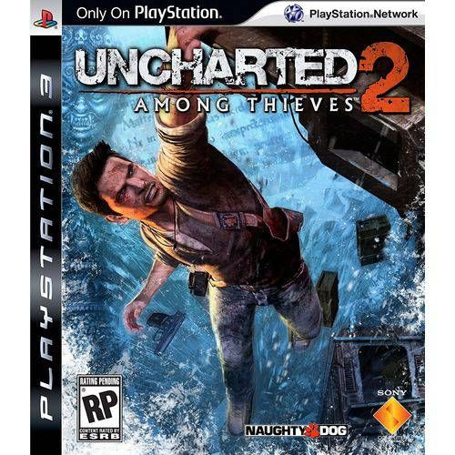 Uncharted 2: Among Thieves - PS3 Seminovo