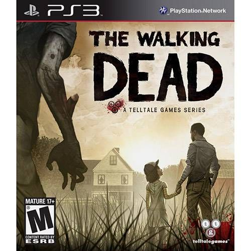 The Walking Dead - PS3 Seminovo