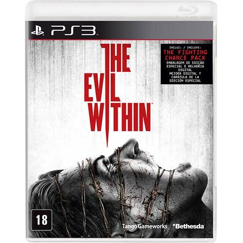 The Evil Within - PS3 Seminovo