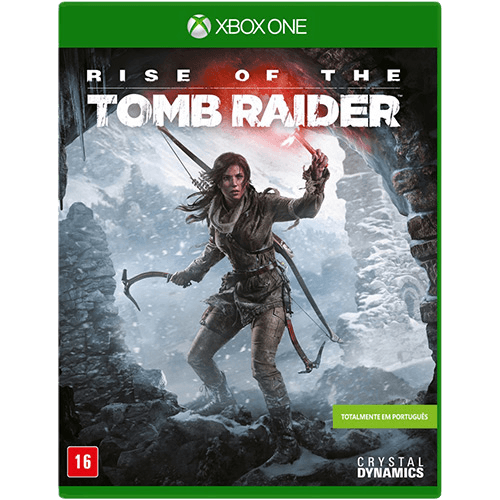 Rise of the Tomb Raider - XBOX ONE Seminovo