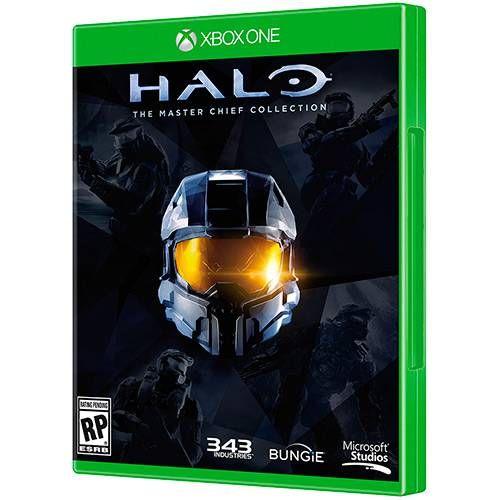 Halo: Master Chief Collection - Xbox One Seminovo