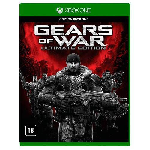 Gears of War: Ultimate Edition - XBOX ONE Seminovo |