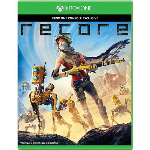 Recore - Xbox One Seminovo