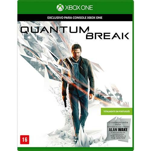 Quantum Break - Xbox One Seminovo