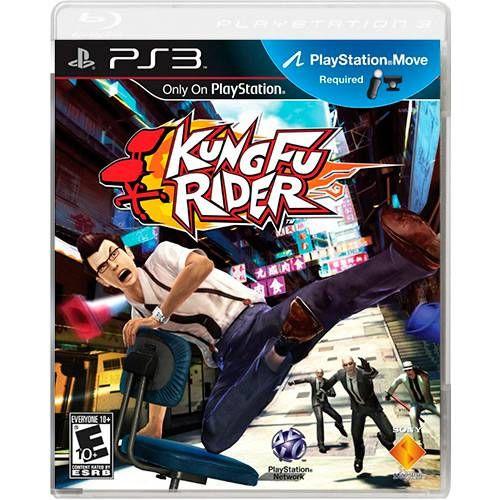 Kung Fu Rider - PS3 Semi novo