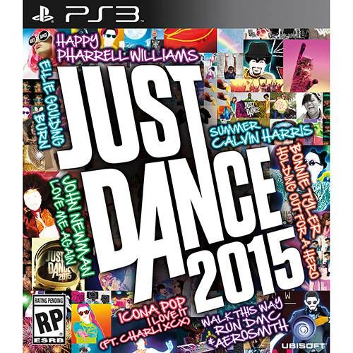 Just Dance 2015 - PS3 Semi novo