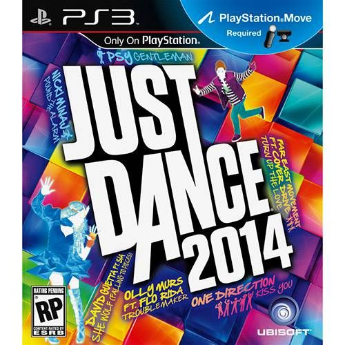 Just Dance 2014 - PS3 Semi novo