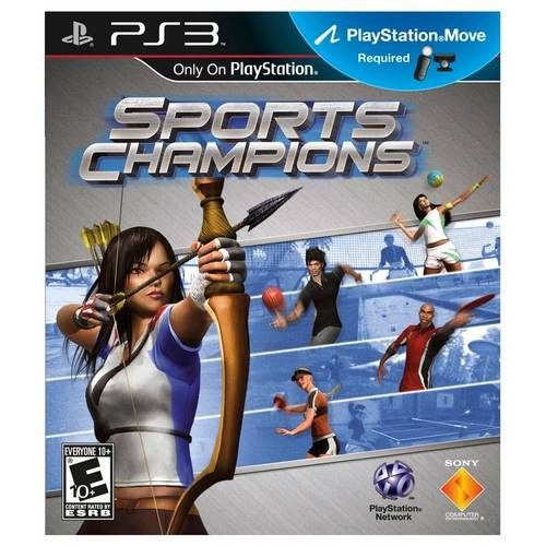 Sports Champions - Ps3 Seminovo