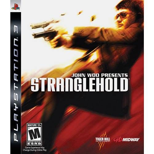 Stranglehold - PS3 Seminovo