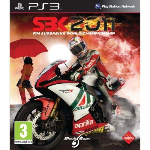 SBK 2011 - PS3 Seminovo