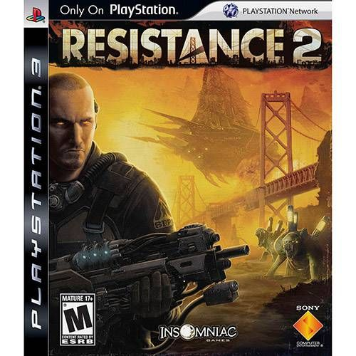 Resistance 2 - PS3 Seminovo