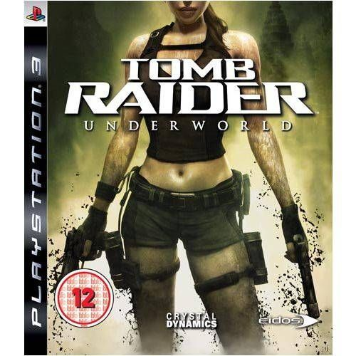 Tomb Raider Underworld - PS3 Seminovo