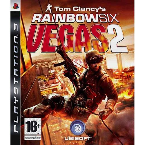 Rainbow Six Vegas 2 - PS3 Seminovo