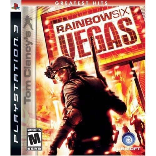 Rainbow Six Vegas - PS3 Seminovo