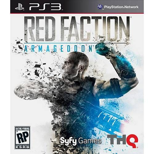 Red Faction: Armageddon - PS3 Seminovo