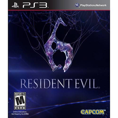 Resident Evil 6 - PS3 Seminovo