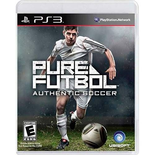 Pure Football - PS3 Seminovo