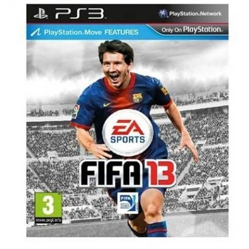 Fifa 13 - PS3 Seminovo