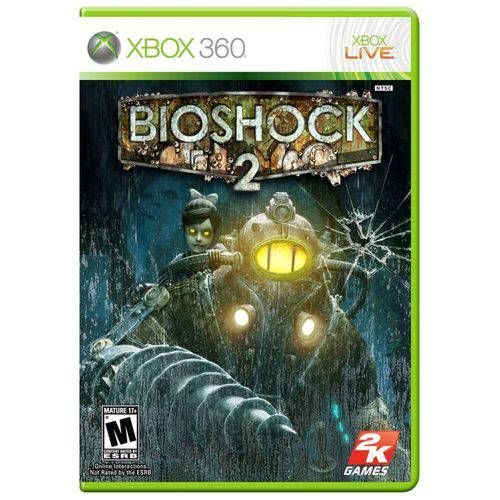 Bioshock 2 - Xbox 360 Seminovo