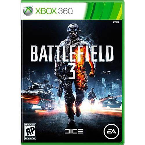 Battlefield 3 - XBOX 360 Seminovo