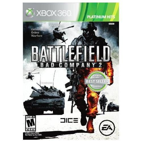 Battlefield Bad Company 2 - XBOX 360 Seminovo
