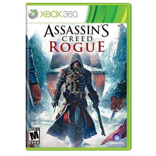 Assassin's Creed Rogue - Xbox 360 Seminovo