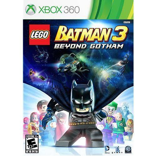 Lego Batman 3: Beyond Gotham - Xbox 360 Seminovo