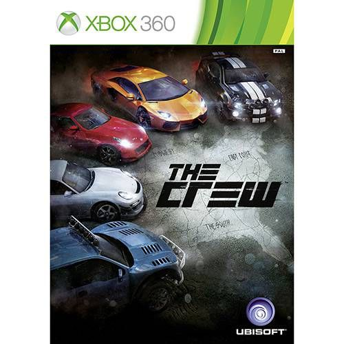The Crew - XBOX 360 Seminovo