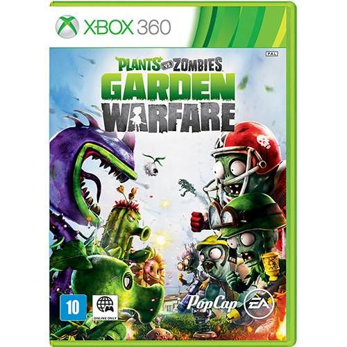 Plants Vs Zombies: Garden Warfare - XBOX 360 Seminovo