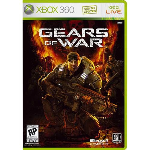 Gears of War - XBOX 360 Seminovo