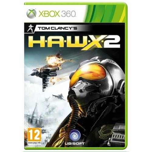 Hawx 2 - Xbox 360 Seminovo